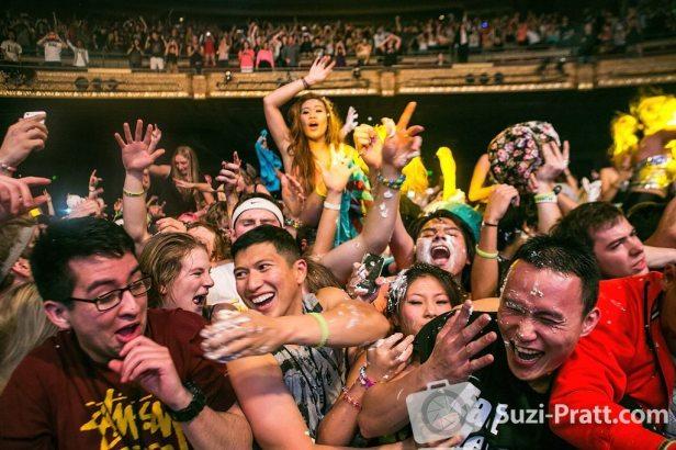 Steve Aoki @ Paramount Theater in Seattle, WA
