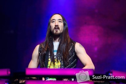 Steve Aoki @ Paramount Theater in Seattle, WA