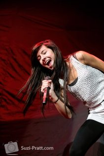 Christina Grimmie @ Key Arenea Seattle