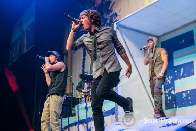 Emblem3 @ Key Arena Seattle