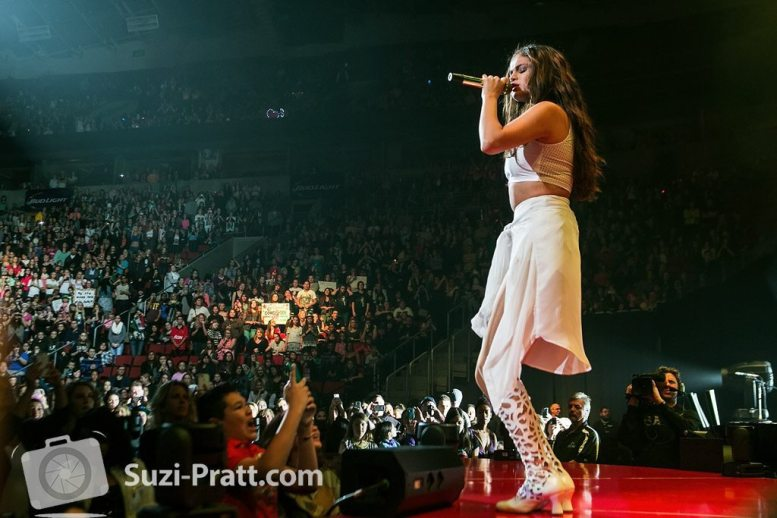Selena Gomez @ Key Arena Seattle