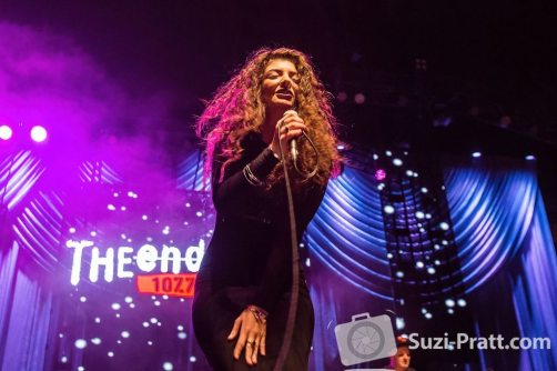 107.7 The End's Deck The Hall Ball 2013