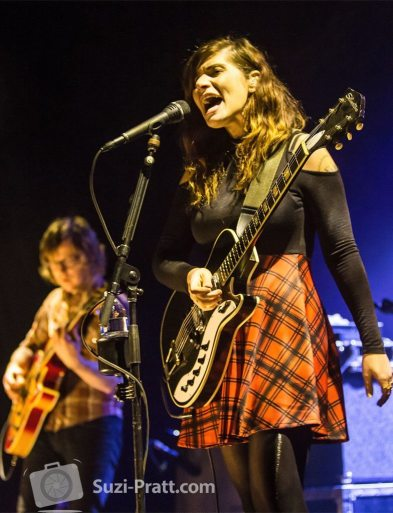 Best Coast concert photography