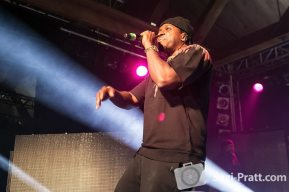 Pusha T @ Showbox SoDo in Seattle, WA