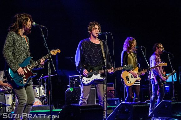 BRONCHO live concert photography in Seattle