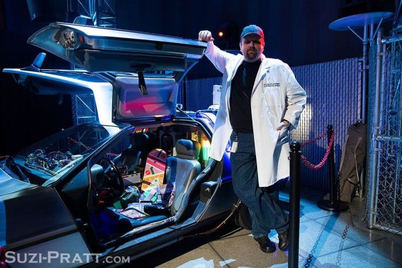 """Opening Night Of EMP Museum's """"Infinite Worlds Of Science Fiction"""" Exhibit"""