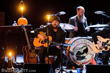Drive-By Truckers Perform At The Moore Theatre