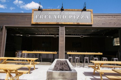Frelard Pizza Company Seattle restaurant photography