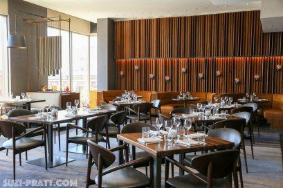 Goldfinch Tavern Seattle restaurant photography