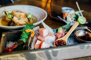 Naka Seattle Restaurant photography
