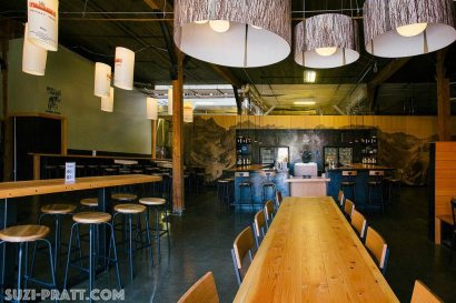 The Woods cider and beer tasting room Seattle
