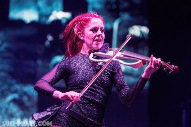 Lindsey Stirling Bumbershoot Music Festival 2015
