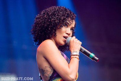 Jhené Alko Bumbershoot Music Festival 2015
