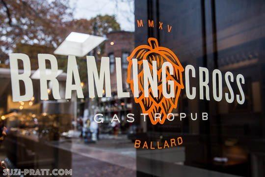 Ethan Stowell's Bramling Cross in Ballard, Seattle