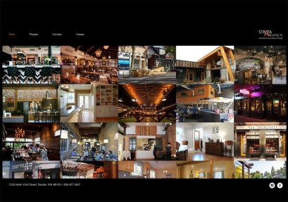 Seattle architectural photographer Strata