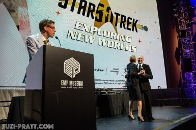 EMP Star Trek Seattle event photographer