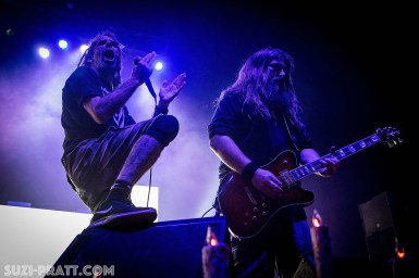 Seattle music photographer Lamb of God