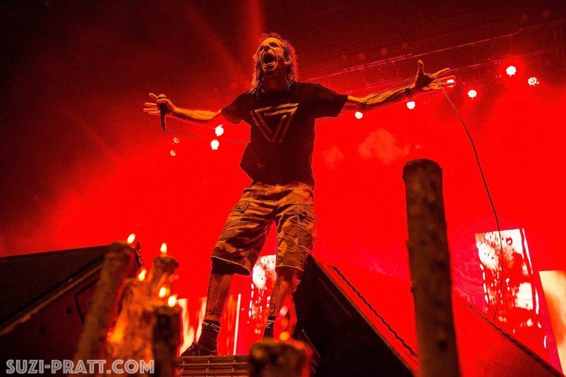 Seattle music photographer Lamb of God