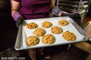 Cookie Counter Seattle Food photographer