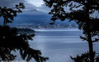 Gabriola Island British Columbia Canada travel photography