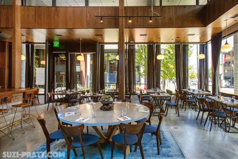 Vestal Seattle restaurant photography