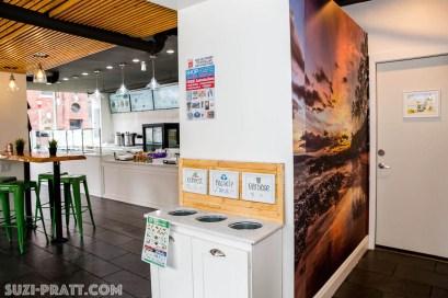 Seattle food photographer poke restaurant