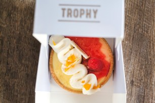 Cafe Trophy Seattle food photographer