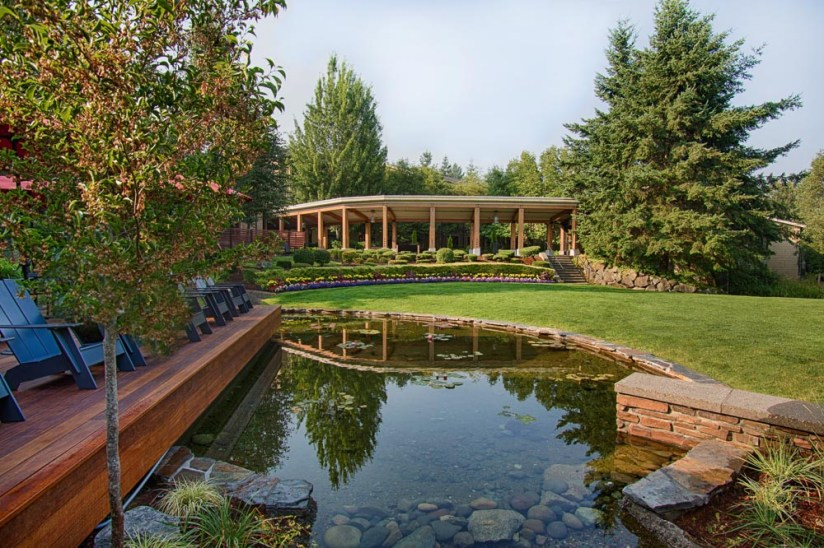 Seattle bellevue architecture hotel photographer