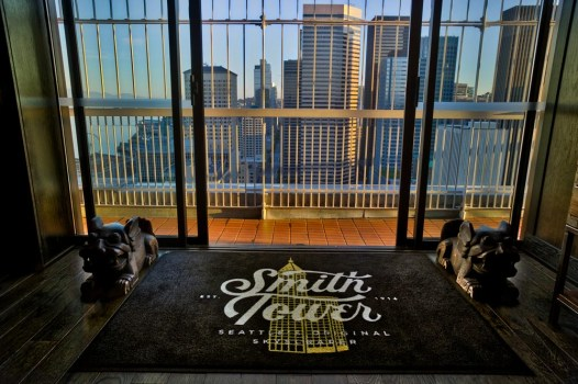 Smith Tower Seattle photography