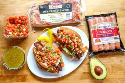Fletchers meats seattle food photographer