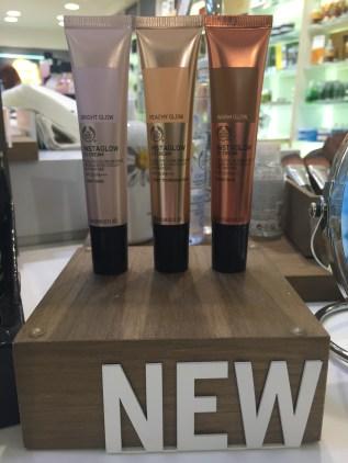 The new CC creams