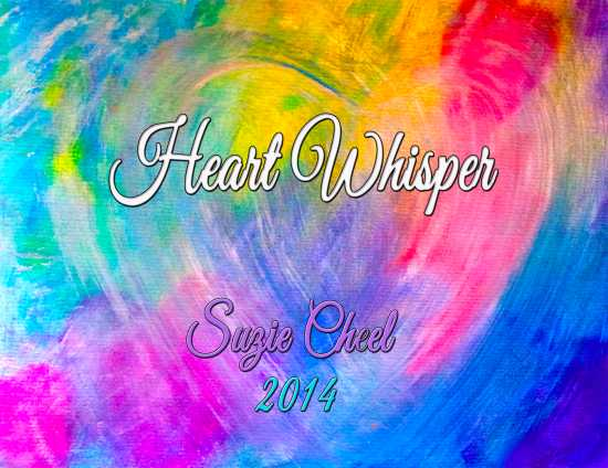 Heart Whisper Original Art on Your Wall Every Month in 2014