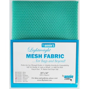 """Mad About Mesh ~ 18"""" X 54"""" Turquoise SUP209-TURQUOISE"""