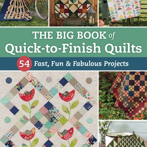Big Book of Quick-to-Finish-Quilts B1572