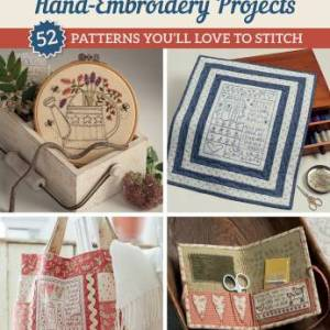 Big Book of Hand-Embroidery Projects B1578