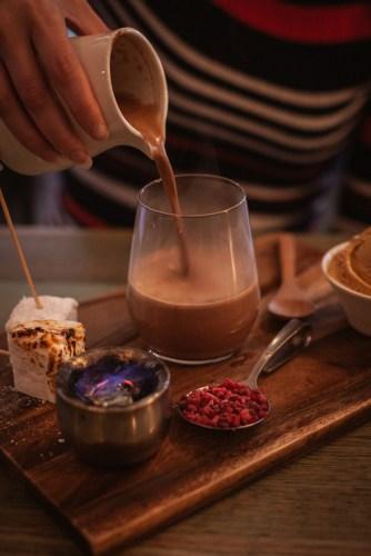 hot chocolate - Dex2Rose