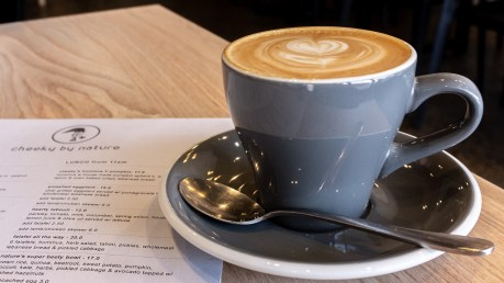 Latte - Cheeky by Nature Northcote