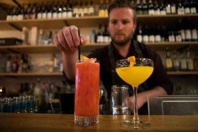 Cocktails Luxsmith Seddon