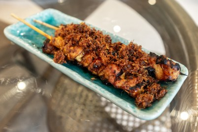 Aunty Franklee Chicken Skewers