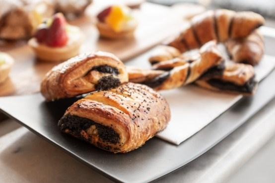 Pastries at Danish Nosh