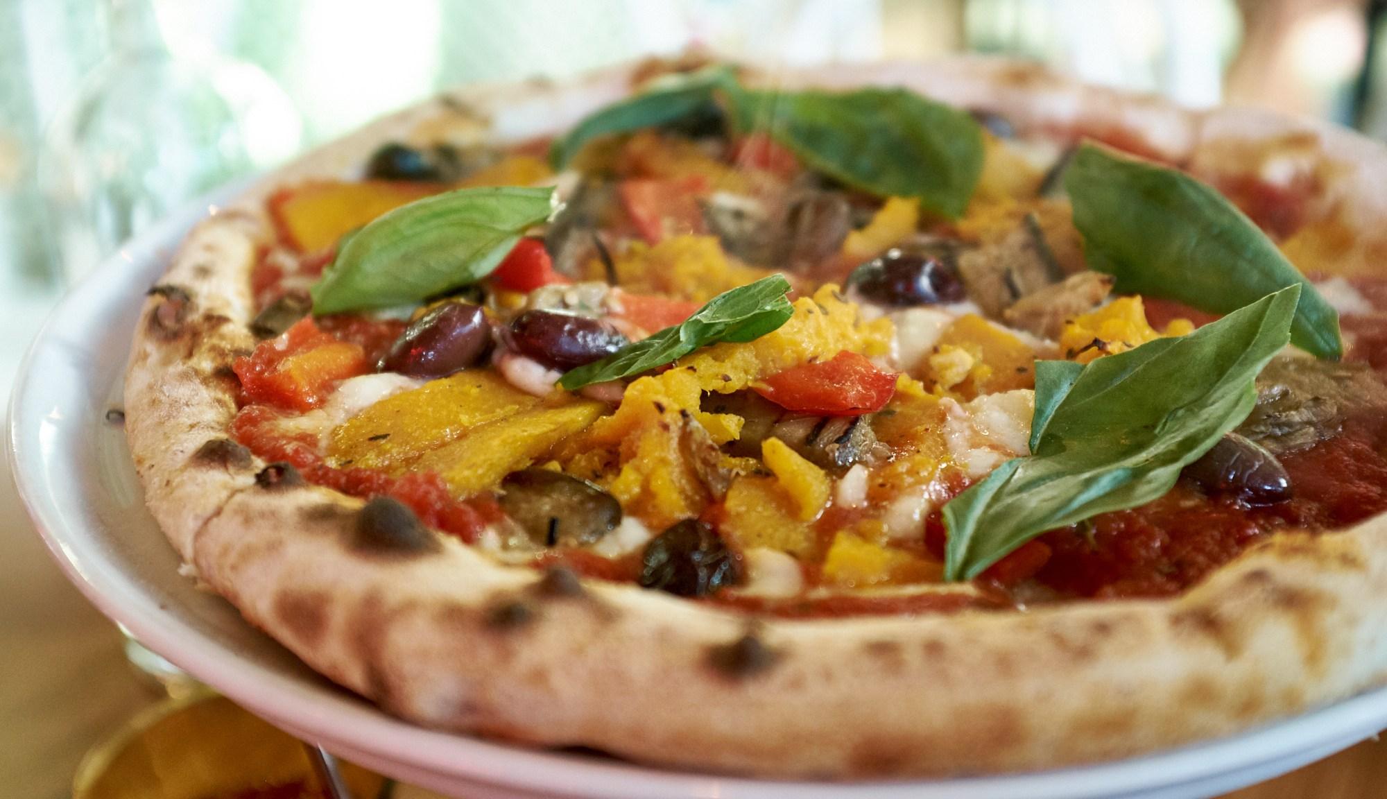 Vegan Pizza - A25 South Yarra