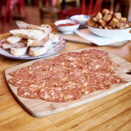 Chorizo - Tapas at El Burro, Williamstown