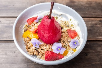 Apple Bircher - St James