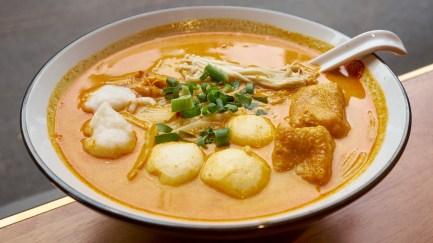 Malay Laksa, Tuan Tuan Chinese Brasserie
