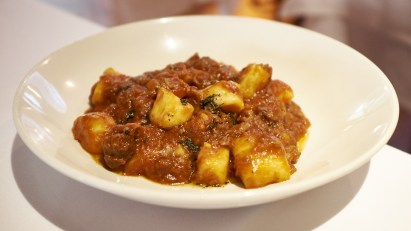 Ossobuco at Cosi South Yarra