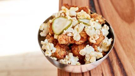 Popcorn Chicken - Slider Diner