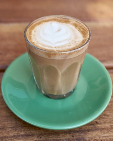 Soy Latte - Willis and Anderson Yarraville