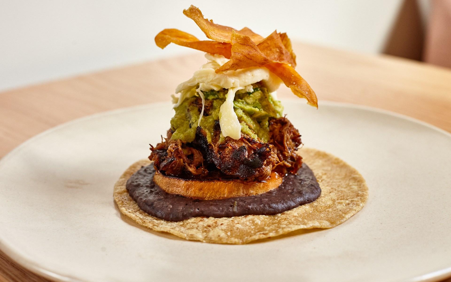 Beef Brisket Taco - Maria Melbourne