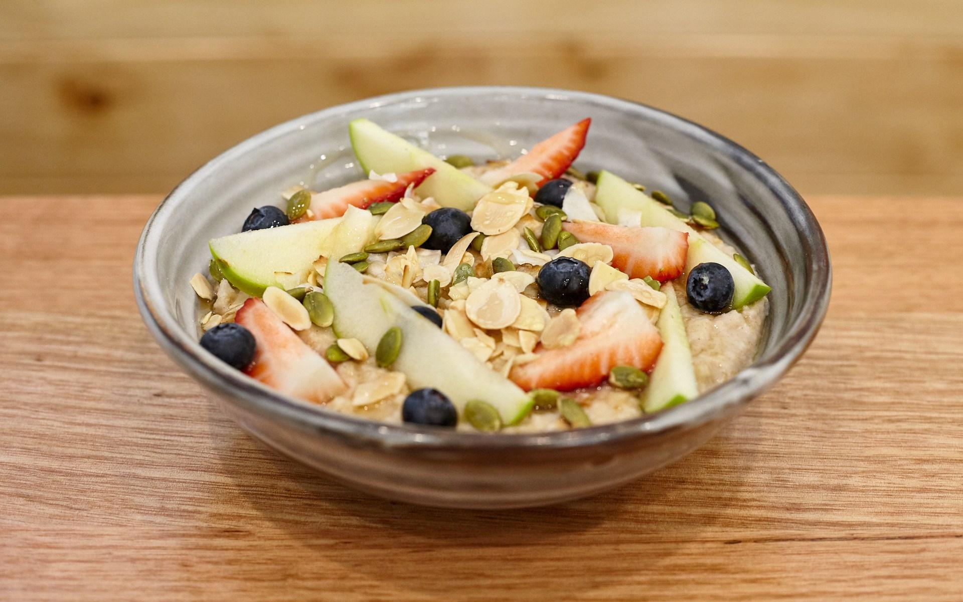 Porridge Mystery L Cafe Toorak - Suzie Scribbles