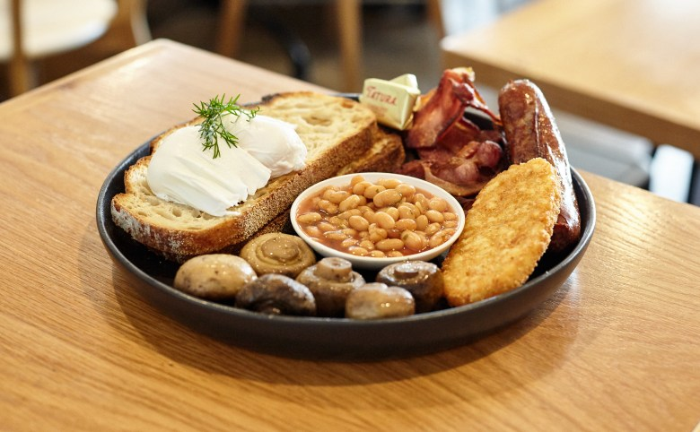 Big Breakfast- Johnny Dante - Cheltenham